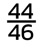44/46