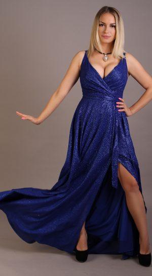 sukienka wieczorowa dla puszystych